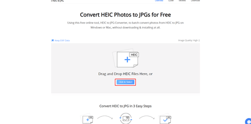 ¿Puede Google Photos convertir HEIC a JPG? 3