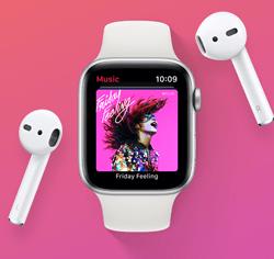 ¿Puedes usar un reloj de Apple sin un iPhone 3