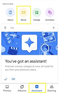 ¿Puede Google Photos editar vídeos? 9