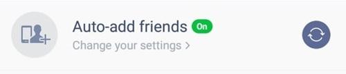 Cómo saber si alguien te agregó en el chat en línea 10