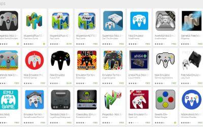 Los mejores emuladores de Nintendo 64 (N64) para Android 1