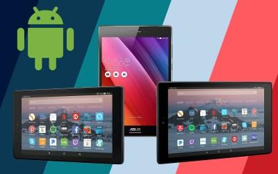 Las mejores tabletas baratas de Android [Noviembre 2019] 1