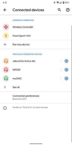 Cómo utilizar un controlador PS4 en un dispositivo Android 3