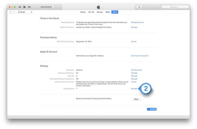 Cómo cancelar las suscripciones al App Store a través de iOS e iTunes 3