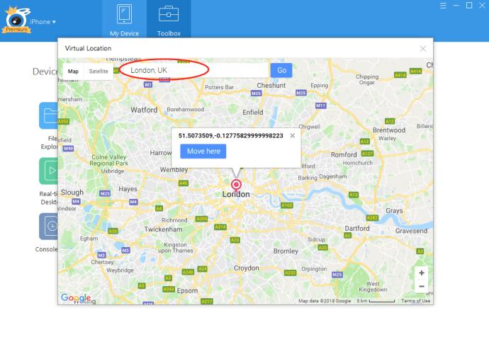 Cómo cambiar su ubicación en Bumble 25