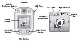 Cómo cambiar la hora en un reloj Leapfrog 3
