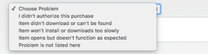 Cómo obtener un reembolso en el App Store de Apple o en iTunes 3