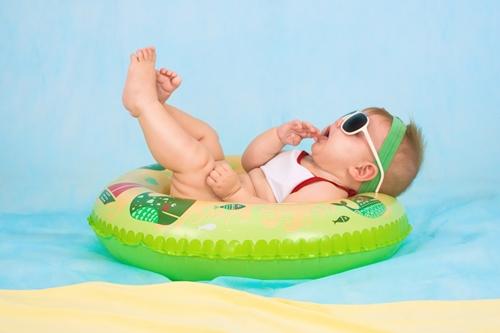 Los mejores pies de foto para los bebés 2