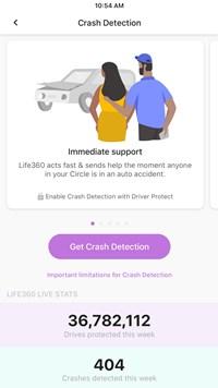 Cómo desactivar el seguimiento de la velocidad en Life360 5