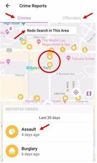 Cómo ver los delincuentes sexuales registrados en Life360 4