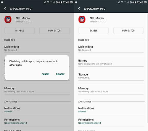 Cómo ocultar aplicaciones en Android [noviembre de 2019] 3