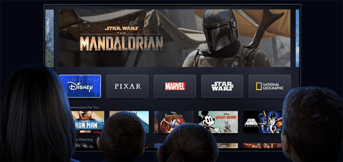 Cómo descargar Disney Plus en Sharp Smart TV 5