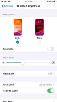 Cómo cambiar el color del teclado en el iPhone 2