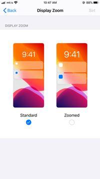 El iPhone no gira automáticamente - Qué hacer 4
