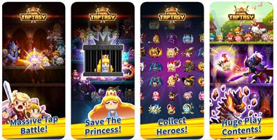 Los mejores juegos de tapping para iPhone [noviembre de 2019] 2