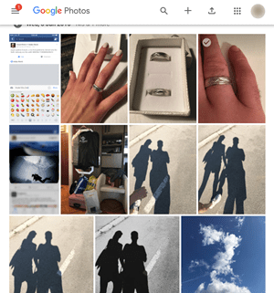Buscar fotos subidas recientemente en Google Photos 4