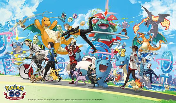 Los mejores apodos de Pokemon Go 2