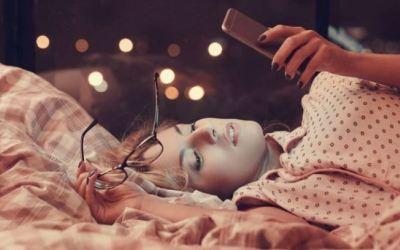 Párrafos de buenas noches para ella 1