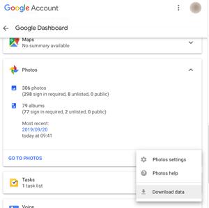 Cómo ver cuántas fotos tiene en Google Photos 2