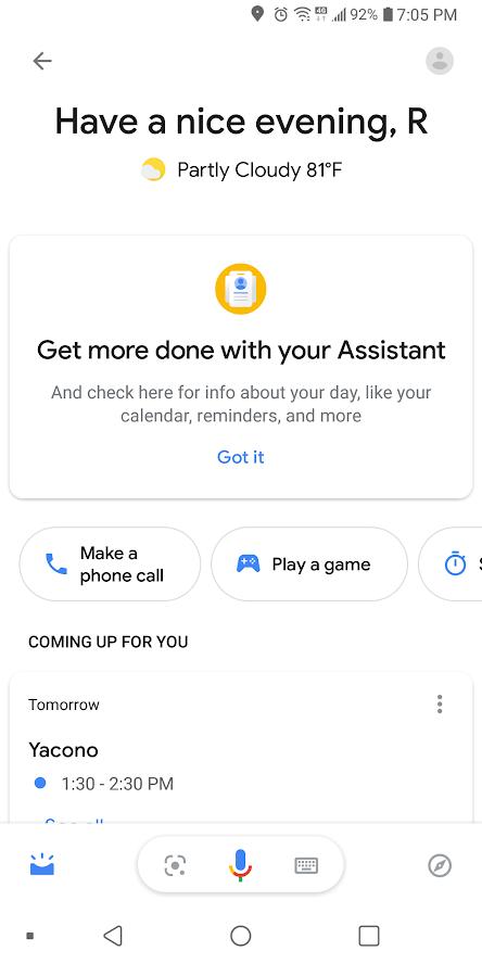 Cómo cambiar el OK de Google a otra cosa 3