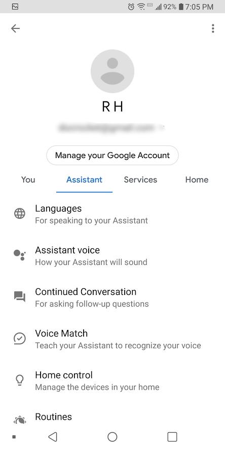 Cómo cambiar el OK de Google a otra cosa 4