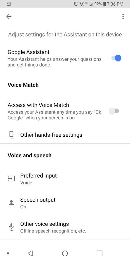 Cómo cambiar el OK de Google a otra cosa 5