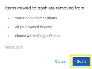 Cómo cambiar las fotos de Google de alta calidad a originales 5