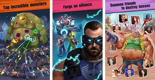 Los mejores juegos de tapping para Android 7