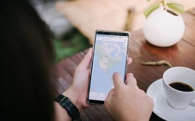 Cómo ver la elevación en un mapa de Google 1