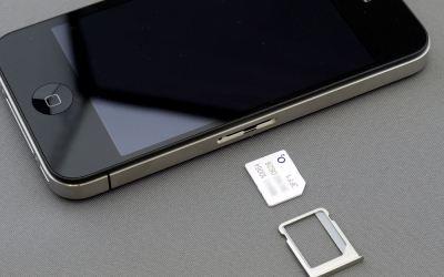 Cómo usar un iPhone sin una tarjeta SIM 1