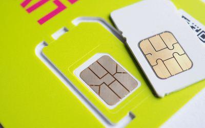 Cómo retirar la tarjeta SIM de su iPhone 8 1
