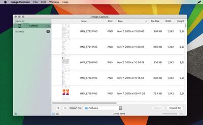 Cómo transferir y hacer copias de seguridad automáticas de las fotos del iPhone al Mac 6