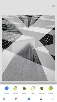 Cómo combinar fotos en Snapseed 6