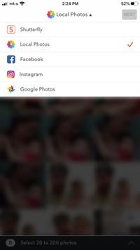 Cómo añadir fotos de Google a Shutterfly 5