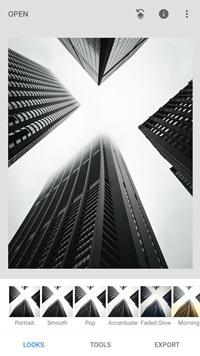 Cómo combinar fotos en Snapseed 2
