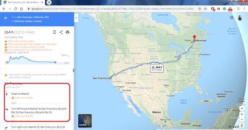 Cómo ver la elevación en un mapa de Google 4