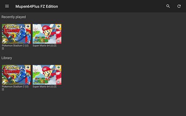 Los mejores emuladores de Nintendo 64 (N64) para Android 2