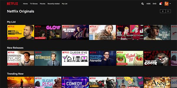 Cómo ajustar la calidad del video en Netflix 2