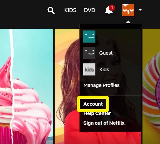 Cómo ajustar la calidad del video en Netflix 4