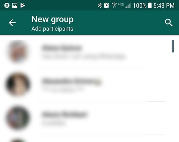 Cómo enviar un mensaje a una persona que le ha bloqueado en WhatsApp 4