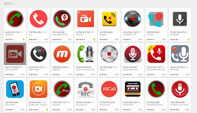 Cómo grabar automáticamente todas las llamadas en Android 2