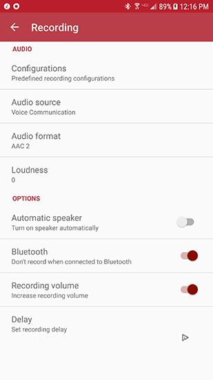 Cómo grabar automáticamente todas las llamadas en Android 7