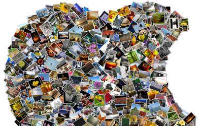 Cómo hacer un fotomontaje en el iPhone 1