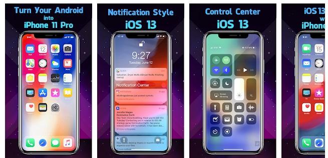 Mejores lanzadores de iPhone para Android [noviembre de 2019] 2