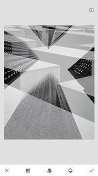 Cómo combinar fotos en Snapseed 4