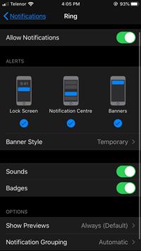 Cómo obtener notificaciones de timbre de puerta en el reloj de Apple 3