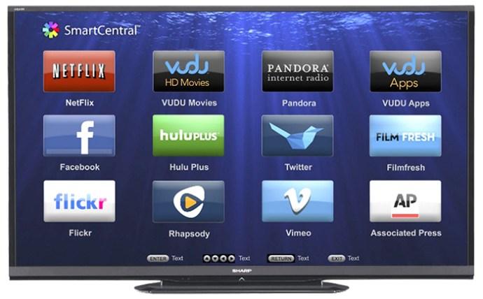 Cómo descargar Disney Plus en Sharp Smart TV 2