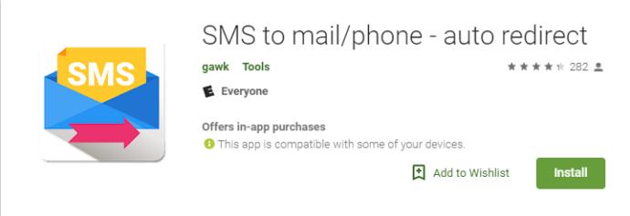 Cómo reenviar mensajes de texto a su correo electrónico 3