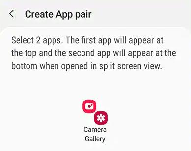 Cómo utilizar la vista de pantalla dividida y la opción de varias ventanas en Samsung Galaxy Nota 9 5