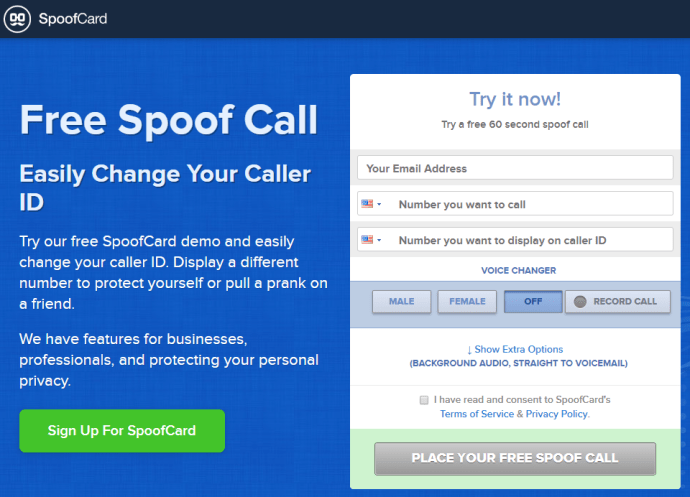 Cómo usar un número falso para llamar a alguien (Spoof a un número de teléfono) 10
